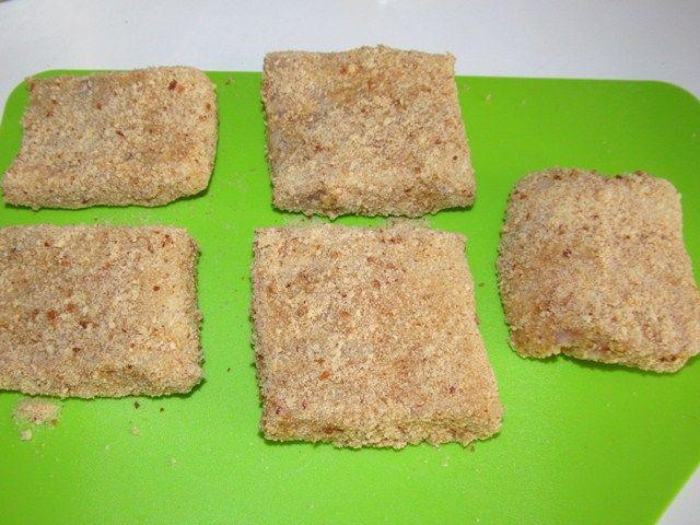 Филе рыбы в сухарях панировочных рецепт 167