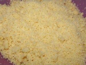 тесто для песочной крошки