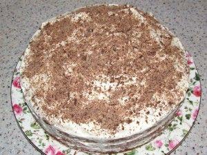 украшение торта шоколадом