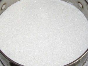 урюка под сахаром