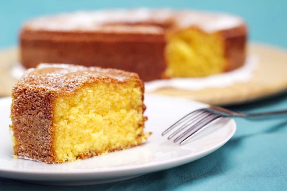 простой пышный бисквит для торта