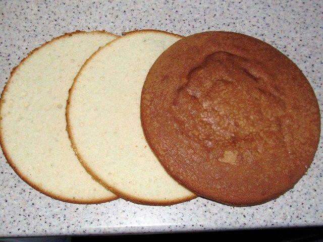 Несложные рецепты тортов с коржами