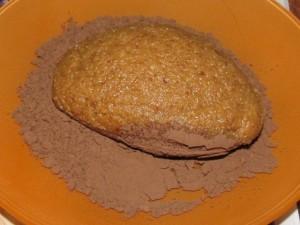 обваливание в какао