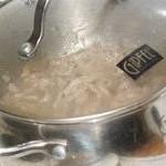 Тушёная телятина – «Подарок Неба»