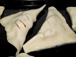 глазированные пирожки