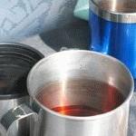 Чай по-походному