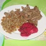 Салат из свеклы «Здоровье»