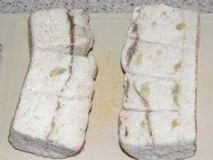 сало после морозильной камеры