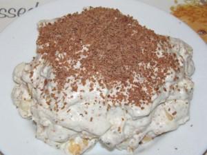 тортик из обрезков