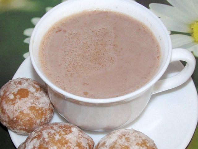 Домашнее какао