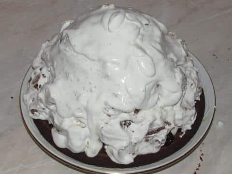 фото как формируем горку