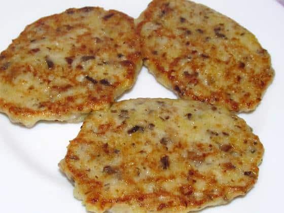 Драники с грибами фото рецепт приготовления