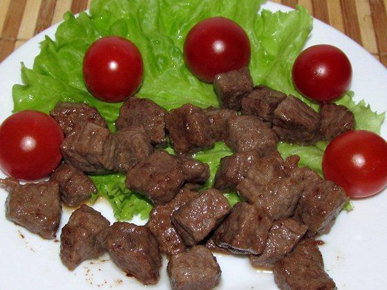 жареная говядина фото рецепт приготовления