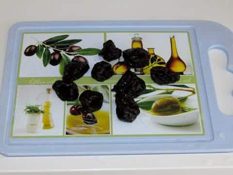 фото вымытого чернослива