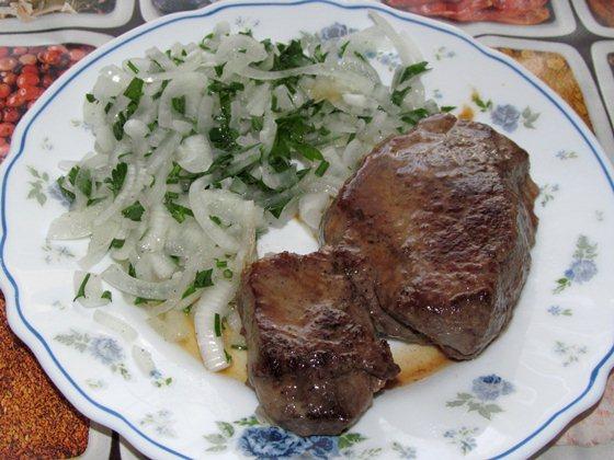 стейк из говядины фото рецепт приготовления