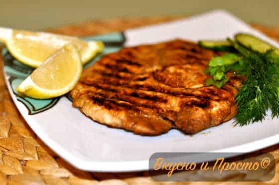 Добавления к мясным или рыбным блюдам