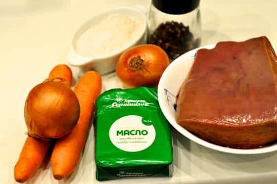 Рецепт бездрожжевого пирога капустой