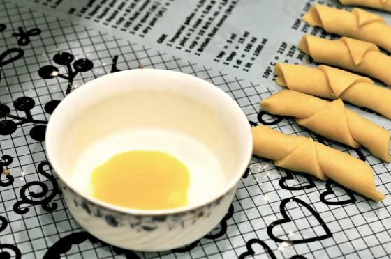 Рецепт теста для рогаликов на сметане