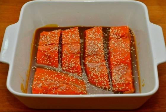 Рыба в соевом соусе рецепт