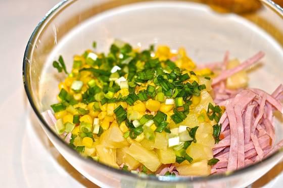 Салат с фасолью без майонеза рецепт с очень вкусный с