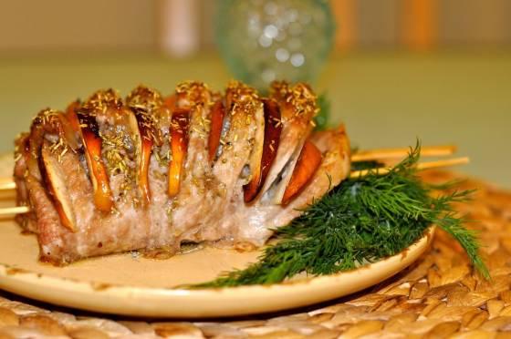 Блюда из свинины в духовке с фото