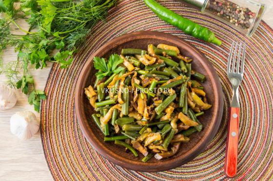 Салат из селедки и яблок рецепт