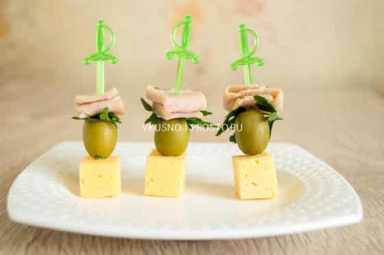 Самые вкусные простые салаты на новый год