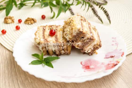 рецепт печенья с творогом и изюмом