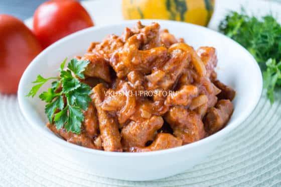 Как приготовить мягкое мясо свинины на сковороде