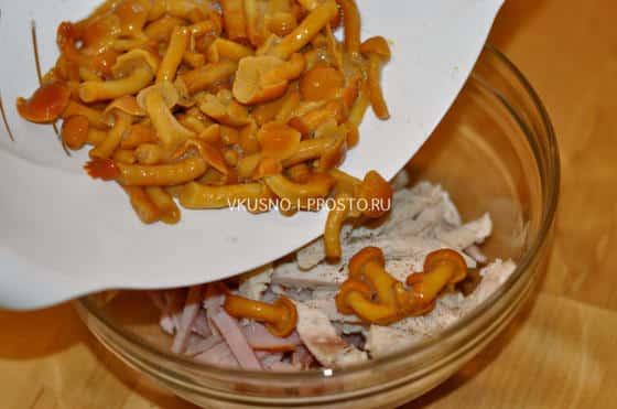 рецепт салата здоровое питание
