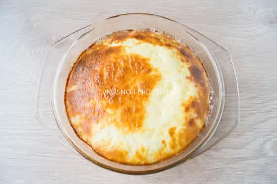 Омлет в печи рецепт