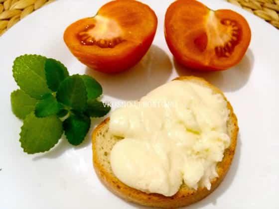 домашний сыр 1