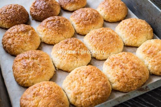 выпекаем печенье