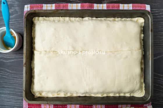 Рецепт дрожжевое тесто фарш