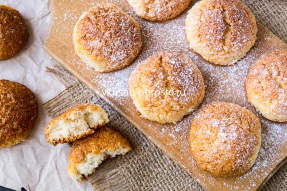 кокосовое печенье рецепты с фото