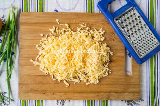 трем твердый сыр