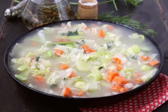 Заливаем рис с овощами водой