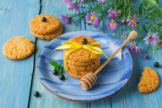 печенье из меда