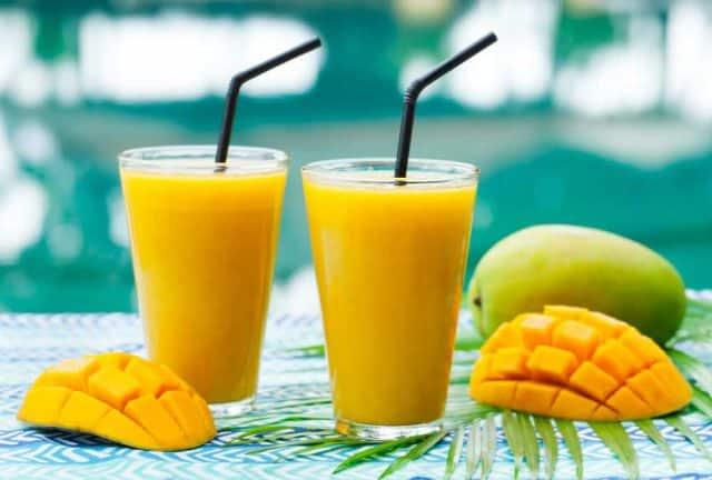 Смузи из манго