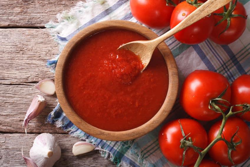 томатный соус к креветкам