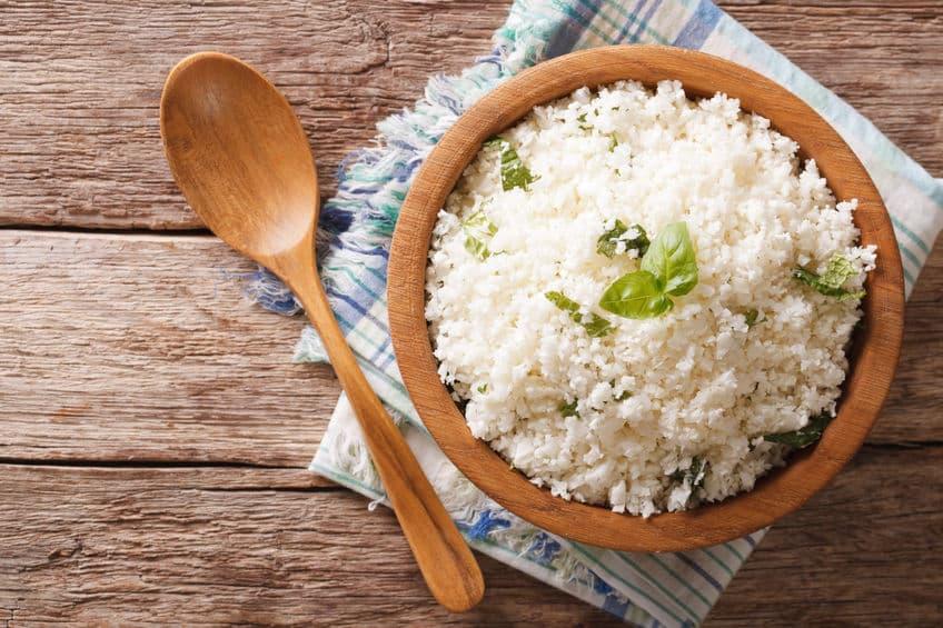 рис из цветной капусты