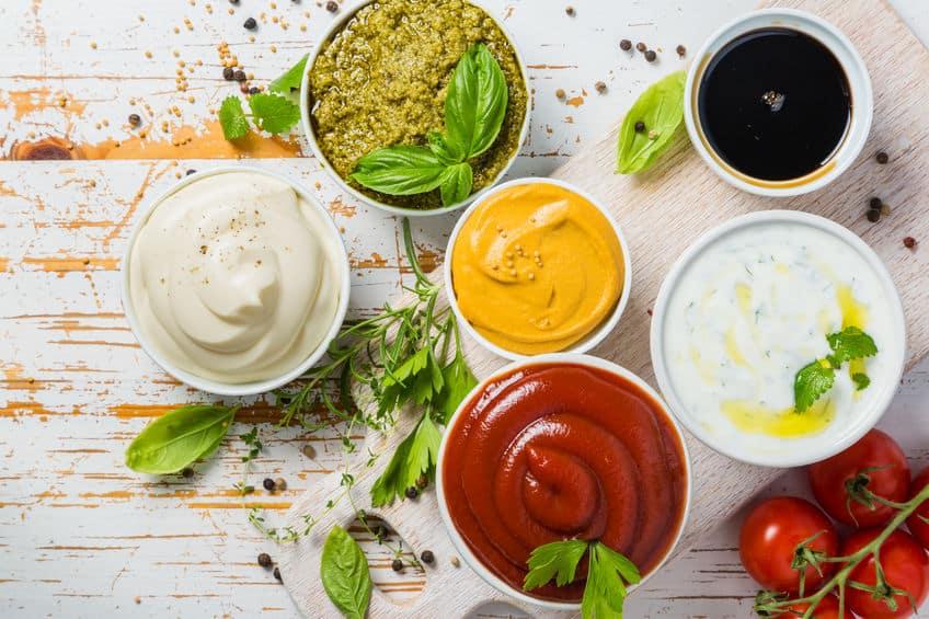 рецепты вкусных соусов для креветок