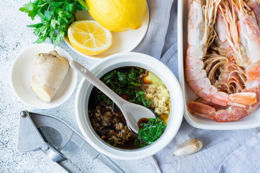 ингредиенты маринада для лангустинов