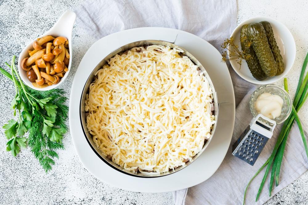 Трем плавленый сыр