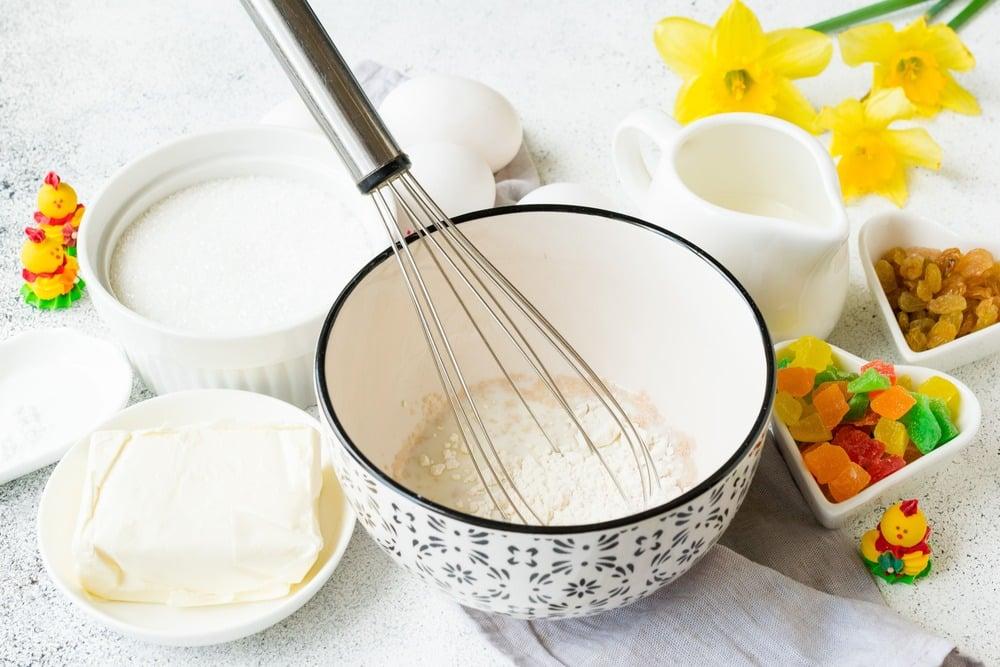 Активизируем дрожжи в молоке