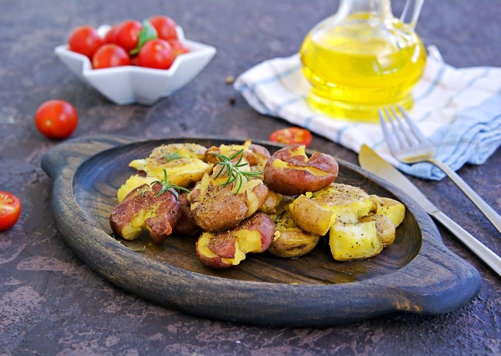 картошка по-австралийски
